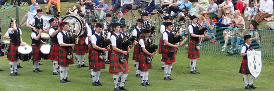 City of St Andrews Pipe Band